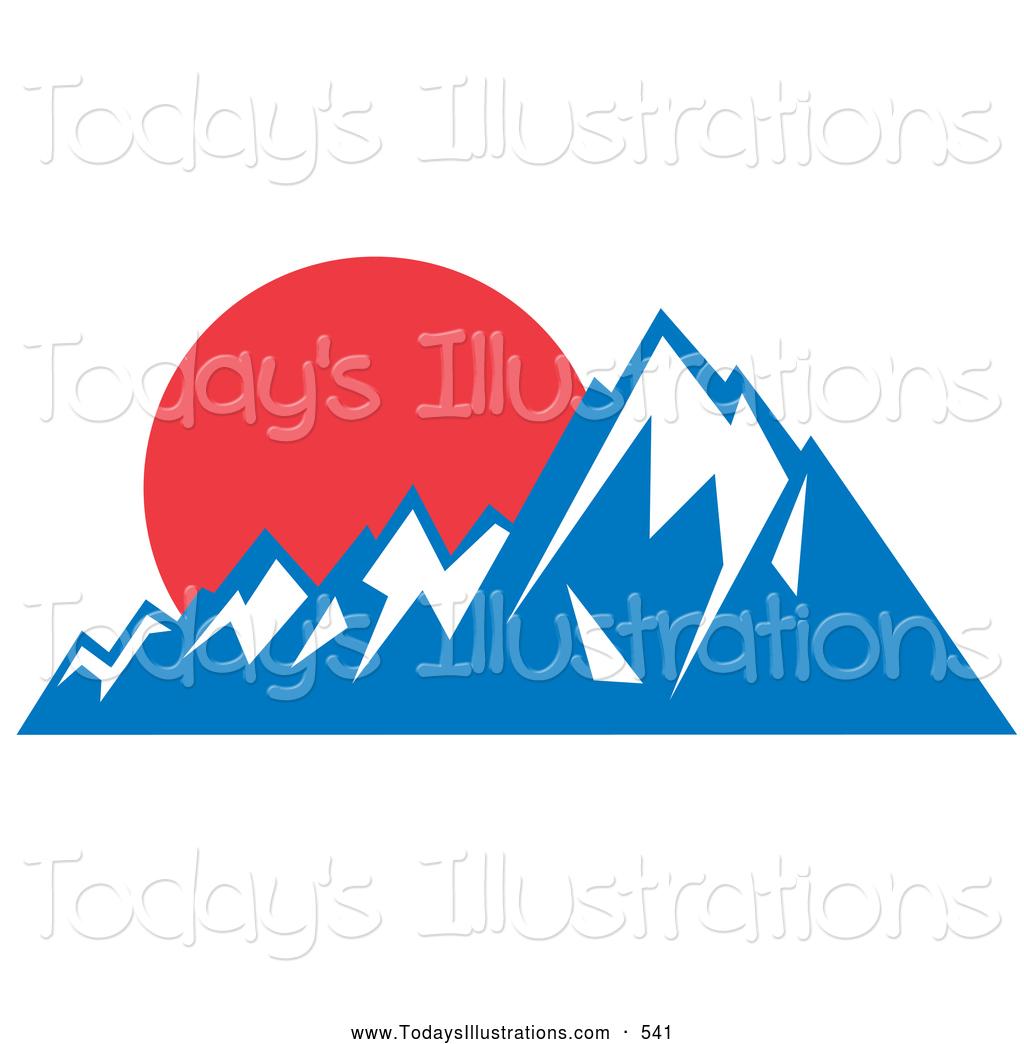 Mountain clipart stock photo free.