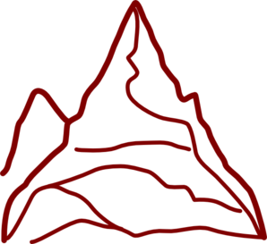 Red Mountain Clip Art at Clker.com.