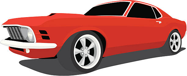 1157 Mustang free clipart.