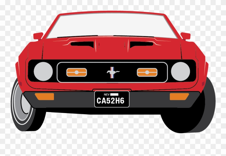 1971 Ford Mustang Mach.