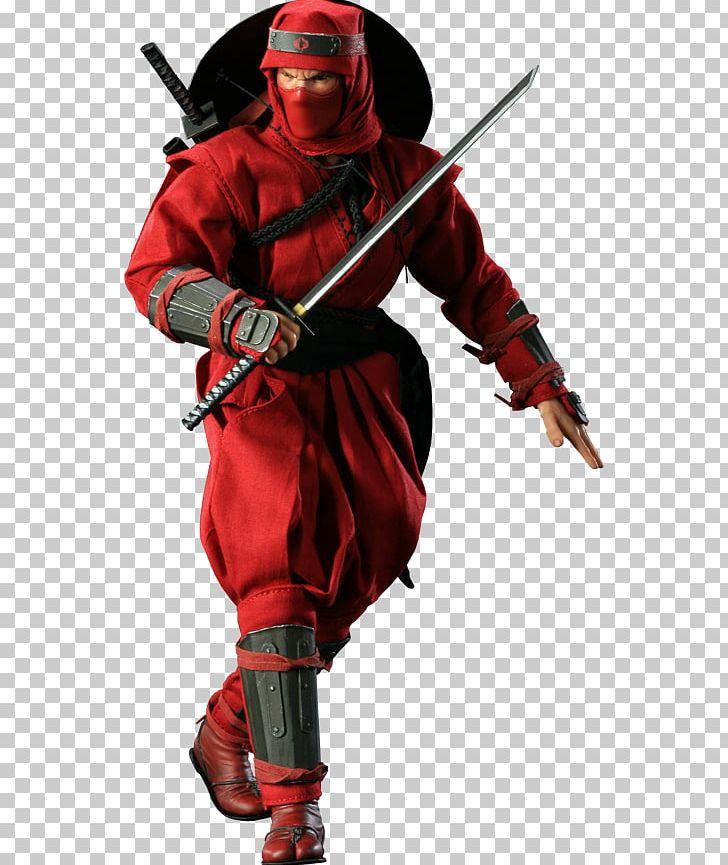 G.I. Joe Red Ninja: End Of Honor Snake Eyes Scarlett PNG.