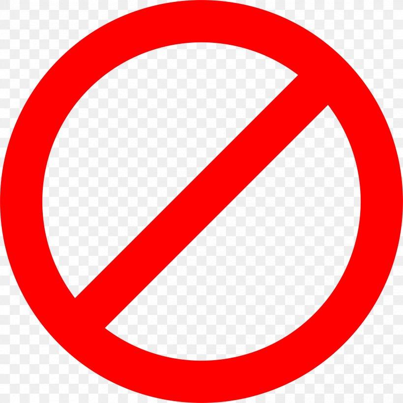 Stop Sign No Symbol Warning Sign Red Clip Art, PNG.