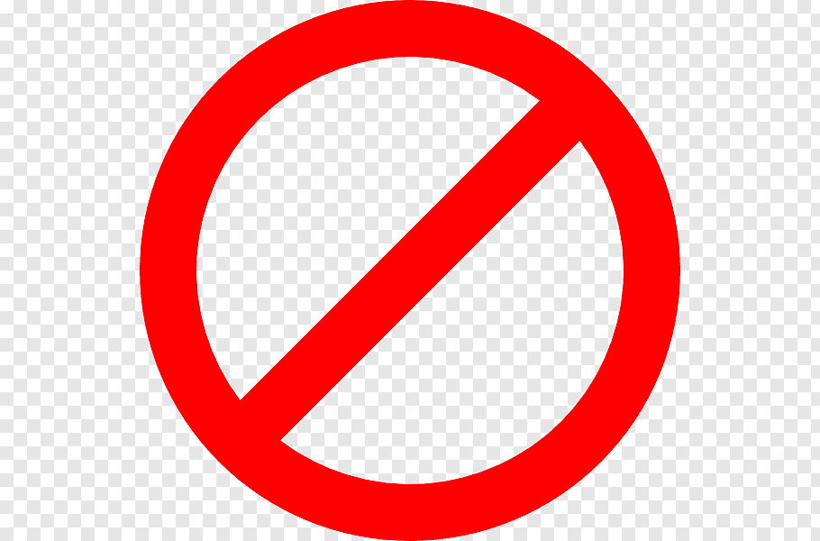 Round red sign, No symbol Equals sign Computer Icons.
