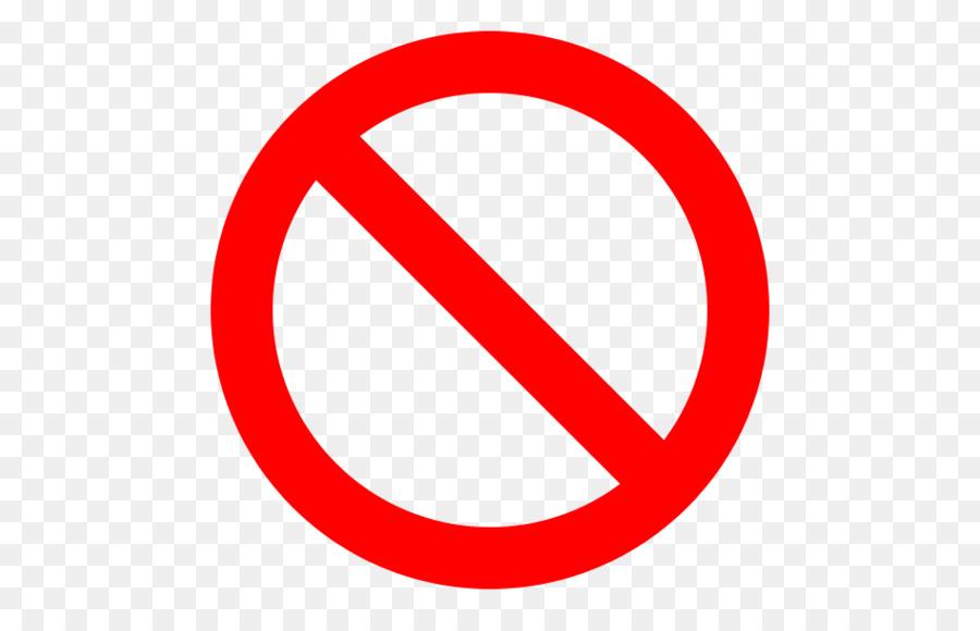 No Symbol clipart.