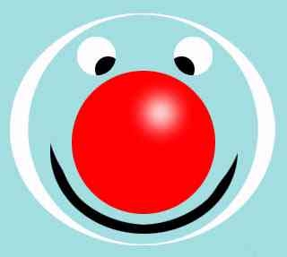 Red Nose Clipart.