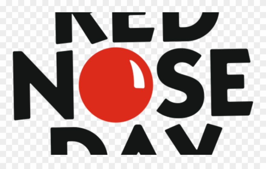 Red Nose Day Png.