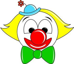 red nose day clipart #9