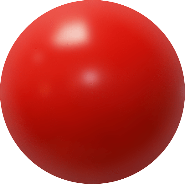 Red Nose Clown transparent PNG.