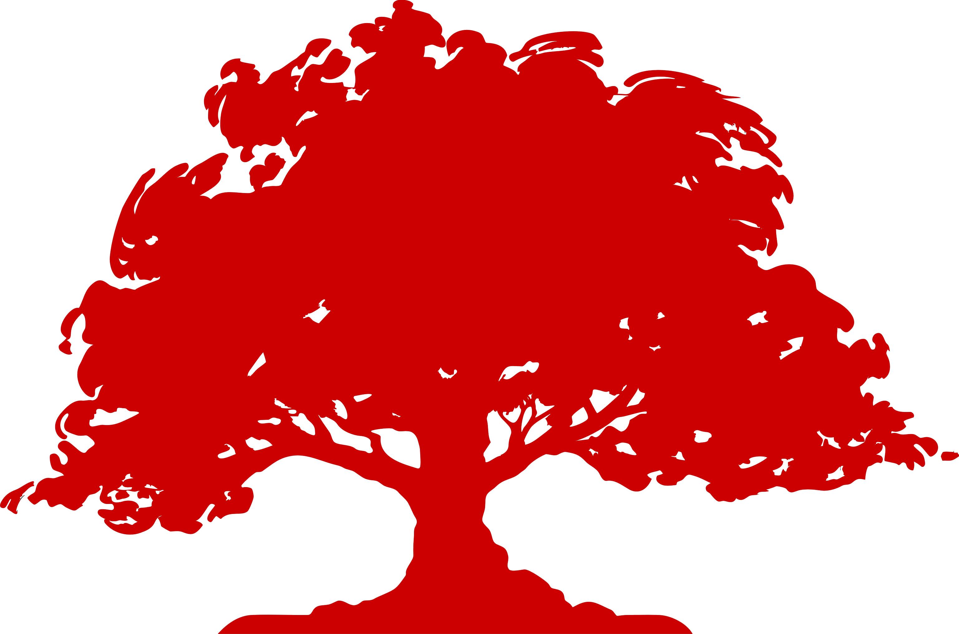 Red Oak Cart.