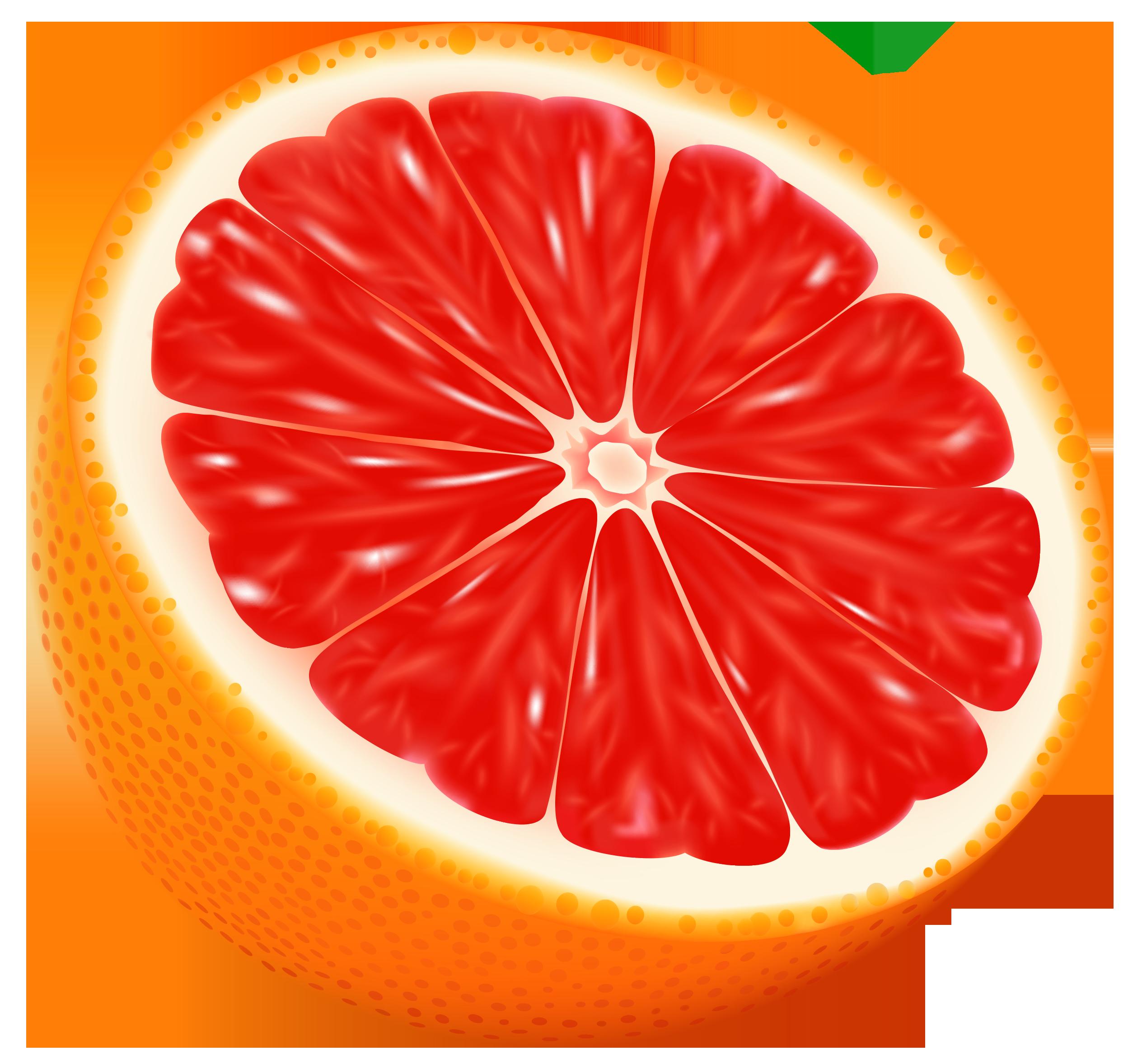 Red orange clipart.