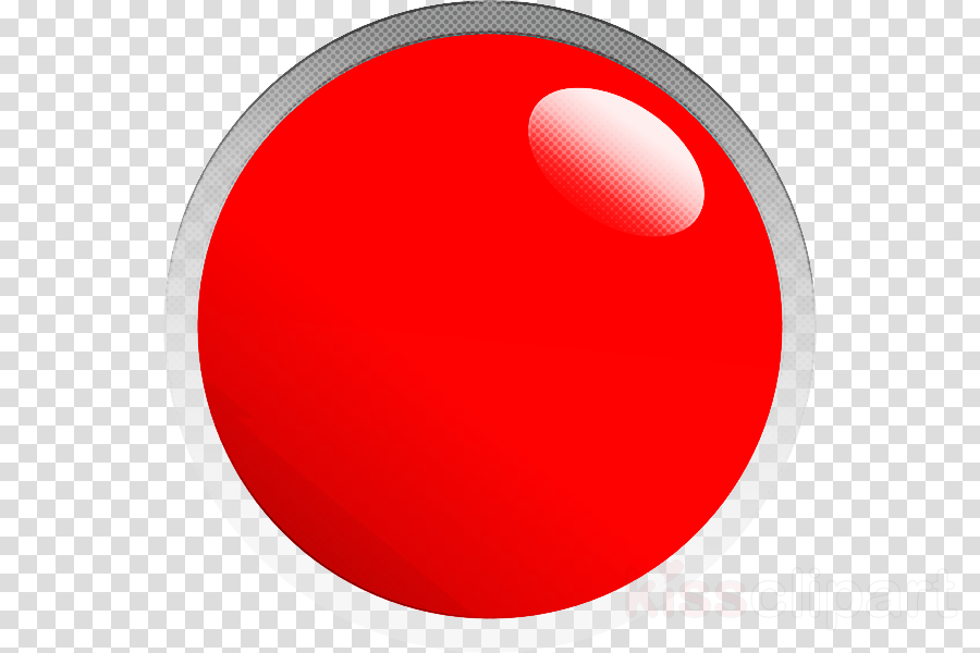 red circle material property oval clipart.