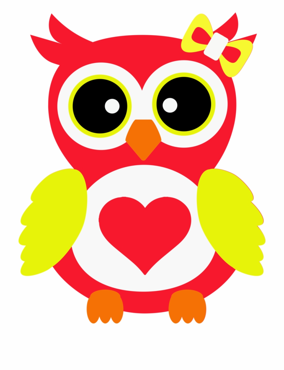 Owl clipart red, Owl red Transparent FREE for download on.