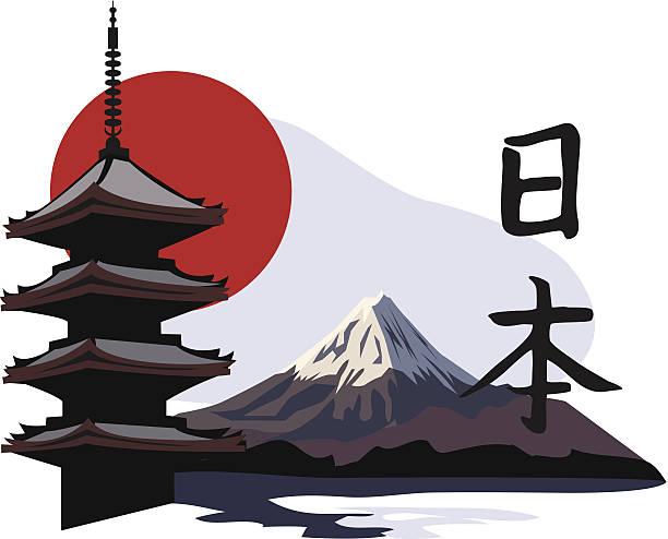 Mt. Fuji Clip Art, Vector Images & Illustrations.