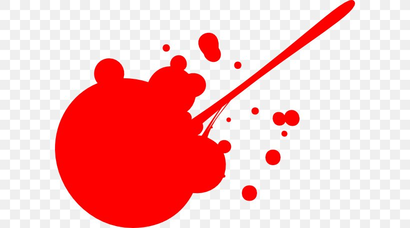 Red Paint Clip Art, PNG, 600x457px, Watercolor, Cartoon.