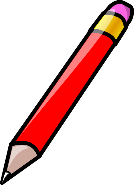 Red pen clip art clipart images gallery for free download.