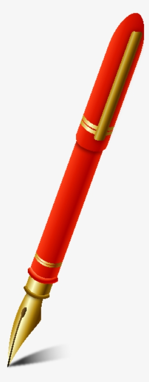 Red Pen PNG, Transparent Red Pen PNG Image Free Download.