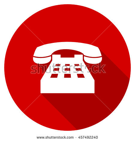 Red Phone Stock Images, Royalty.