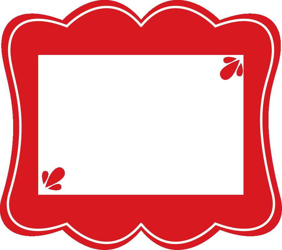 Red Frames.