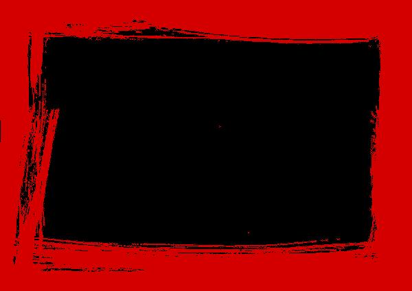 Red Frames Png Jpg Stock #72106.