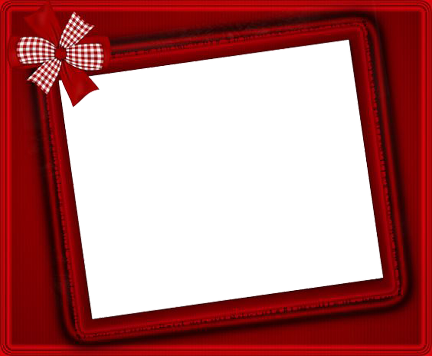 Free photo Frame Png Photo Frame Png Red Macro Png Texture.