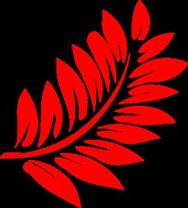 Red Fern Clip Art.