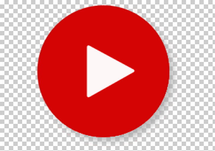 YouTube Play Button Button Red WordCamp Israel, youtube PNG.