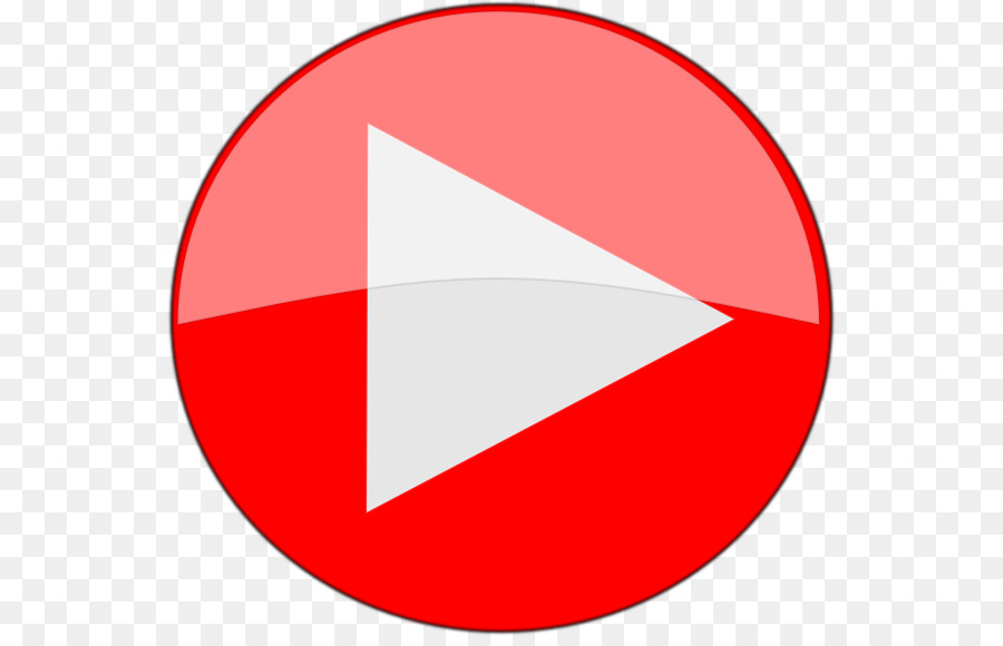 Youtube Play Button png download.
