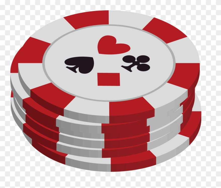 Poker Chips Png Clipart (#211474).