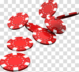 Poker Chips transparent background PNG cliparts free.