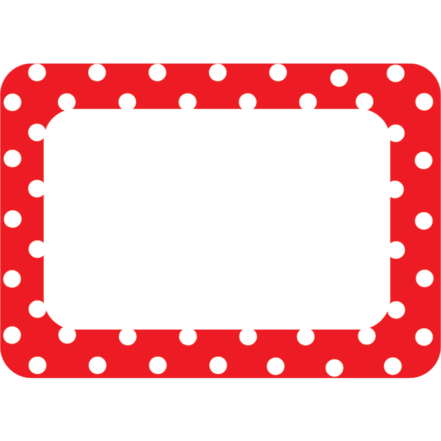 Free polka dot border clip art clipart images gallery for.
