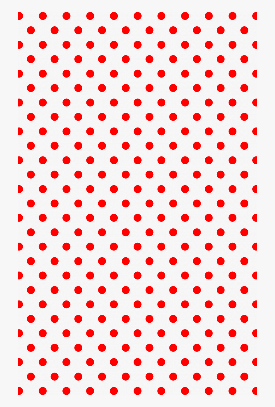Clipart Red Polka Dots.