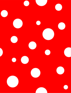 Light Blue Polka Dots Clip Art at Clker.com.