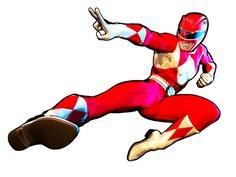 Power Ranger.