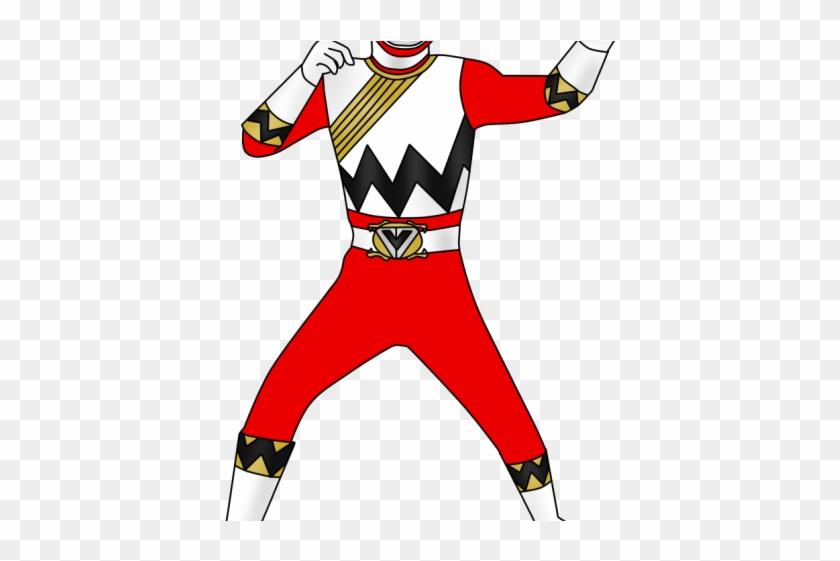 Power Rangers Clipart File.
