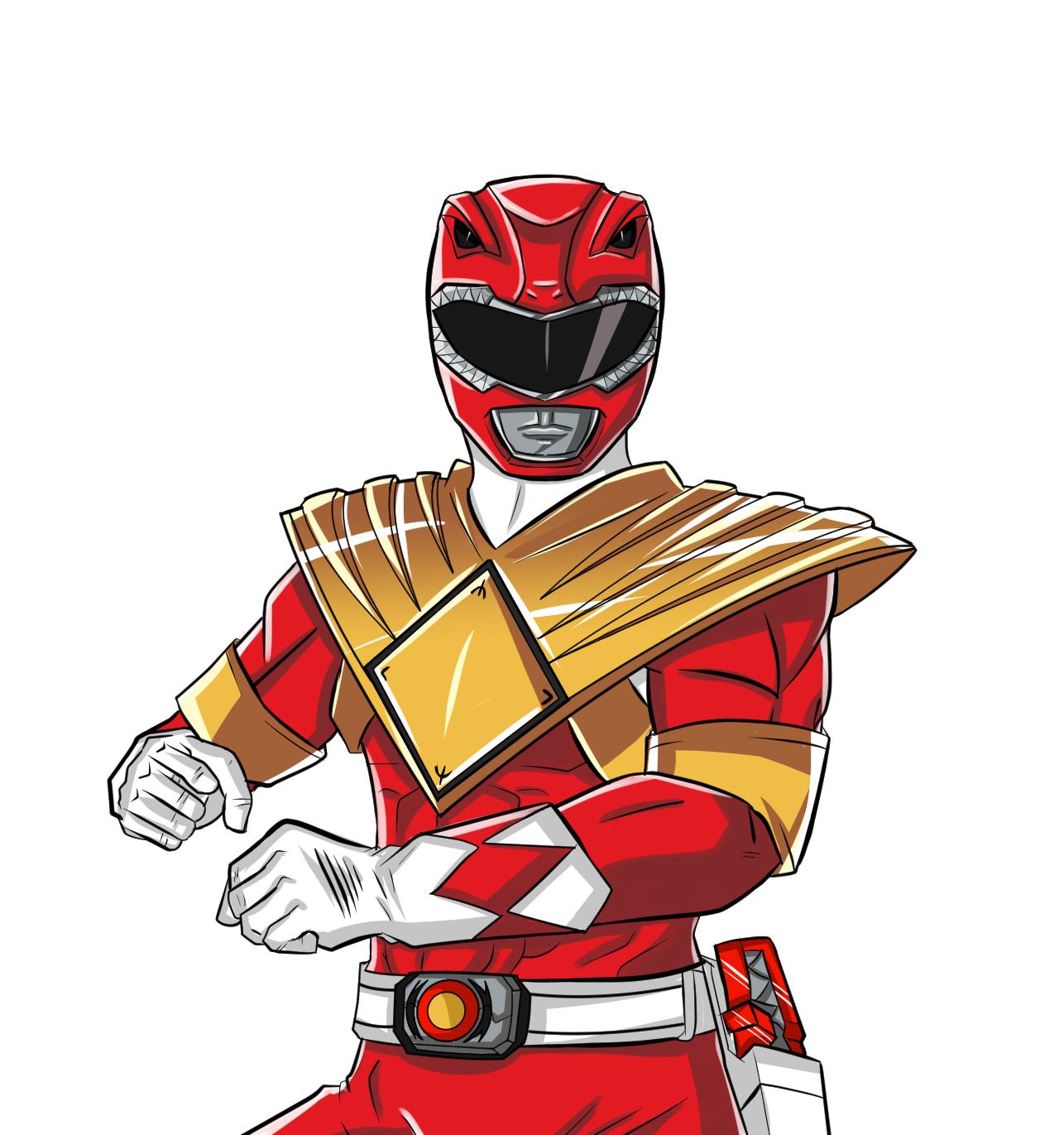 Power Ranger Png.