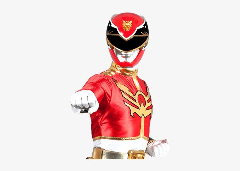 Power Rangers Megaforce Red Ranger The Red Ranger From.