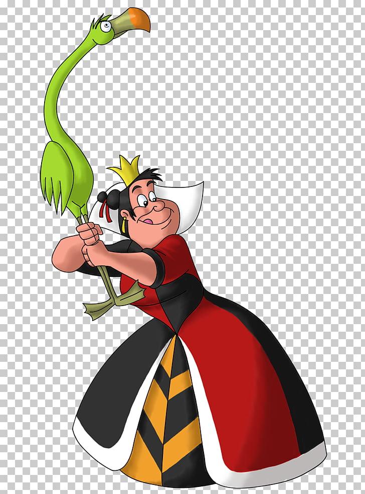 Queen of Hearts Alice\'s Adventures in Wonderland King of.
