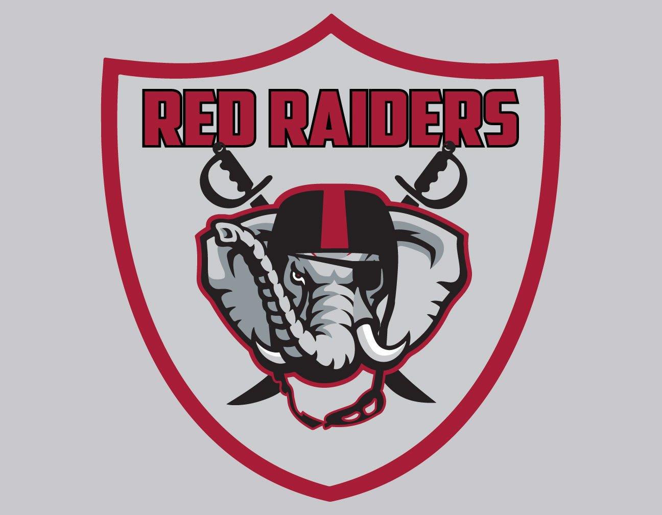Red Raiders Logo.