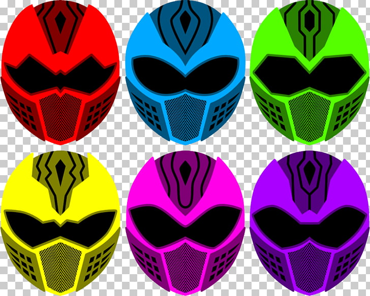 Kimberly Hart Red Ranger Drawing Helmet, orange badge PNG.