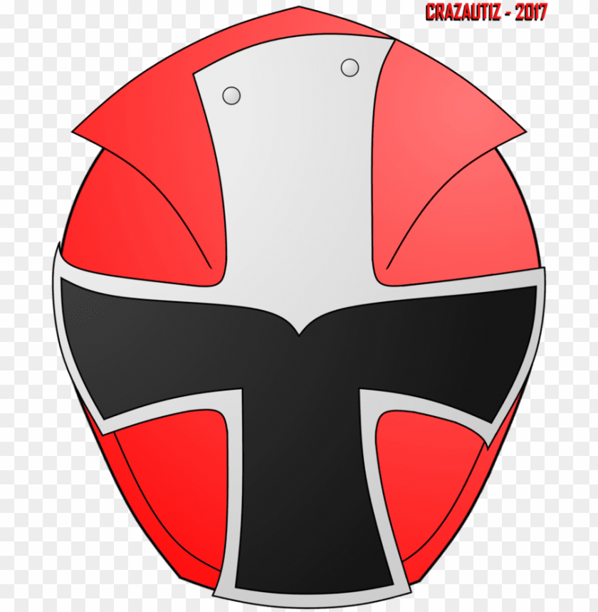 ower rangers clipart red.