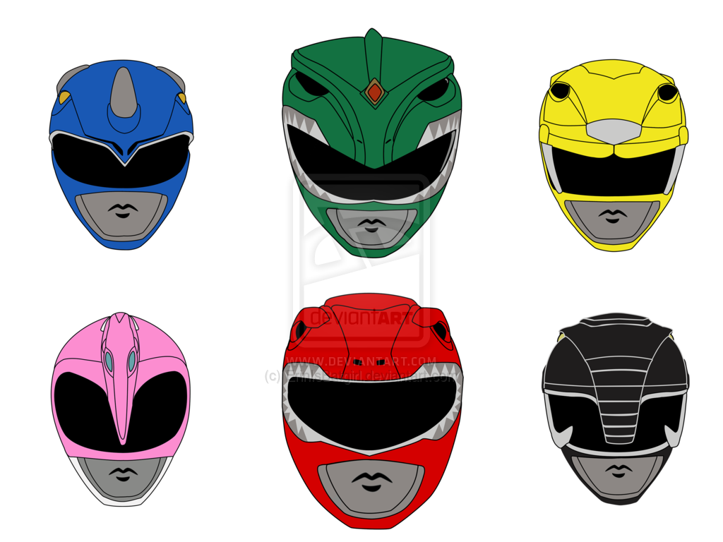 126 Power Ranger free clipart.