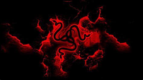 Razer red Logos.