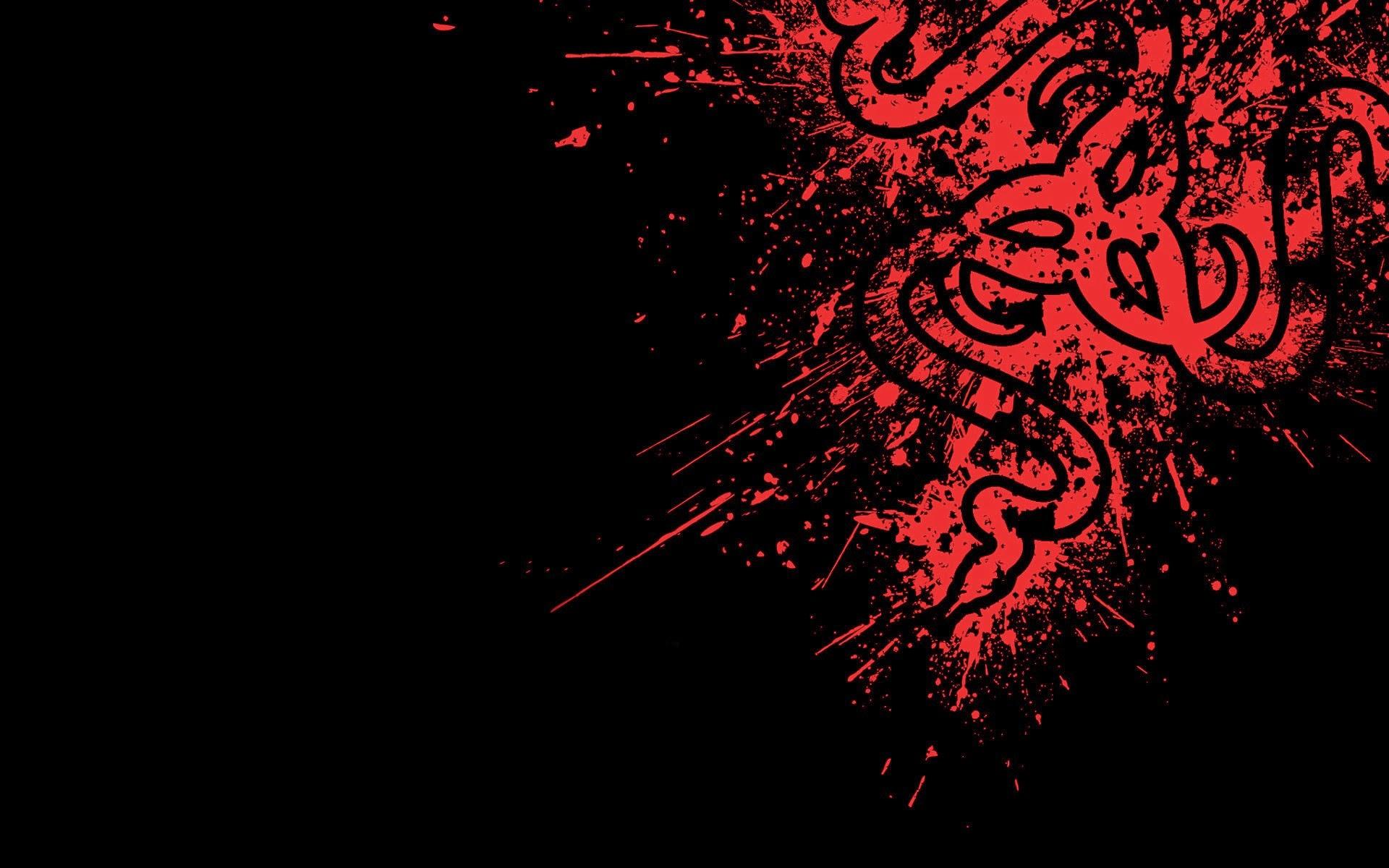 43+] Red Razer Wallpaper HD on WallpaperSafari.