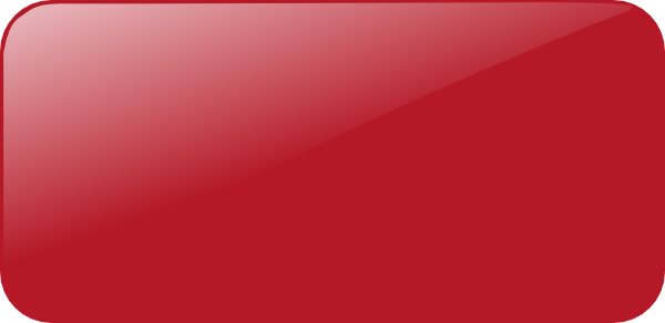 Kw Red Rectangle Button Panel PNG, SVG Clip art for Web.