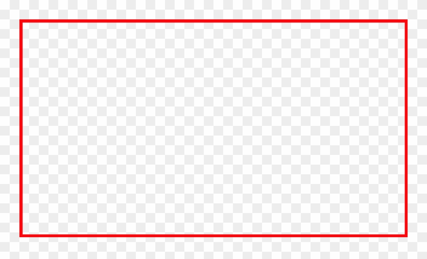Red Rectangle Border Transparent Css Thepix Info Brown.