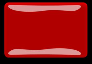 Red Rectangle Button Clip Art at Clker.com.