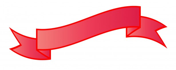 Red Ribbon Clipart.