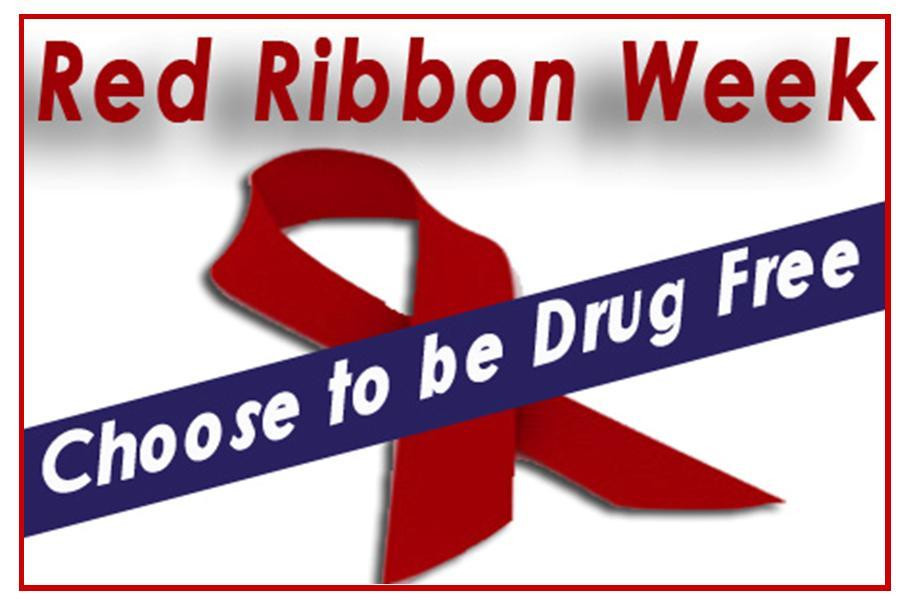 Free clipart red ribbon week 2 » Clipart Portal.