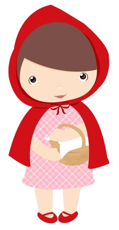 68+ Little Red Riding Hood Clipart.