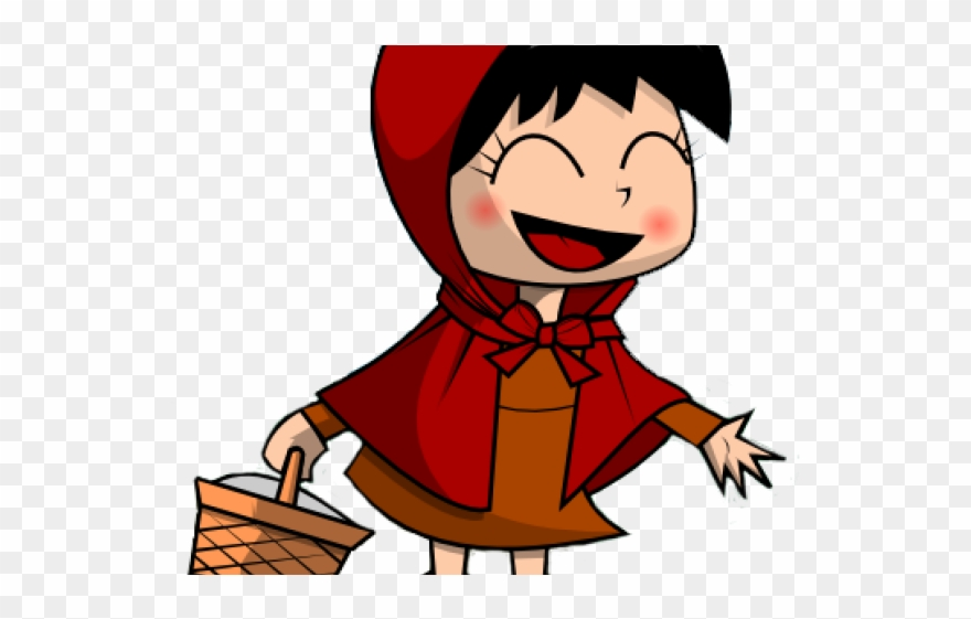 Red Riding Hood Clipart Evil Wolf.